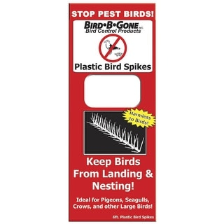 Bird-B Gone MM2000-5/6 Bird Spike, 5""