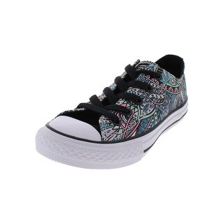 Converse Girls Skate Shoes Low Top Round Toe
