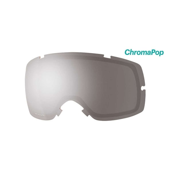 Smith Optics Vice Ski Goggle - Replacement Lens - ChromaPop Sun Platinum Mirror - VC6CPP2