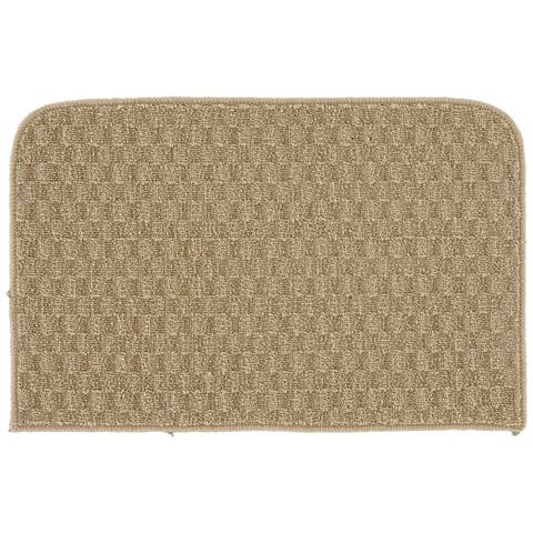Garland Rug Town Square Solid Kitchen/Door Accent Rug
