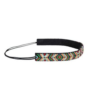 Mad Style Multi-color Sophia Chevron Headband