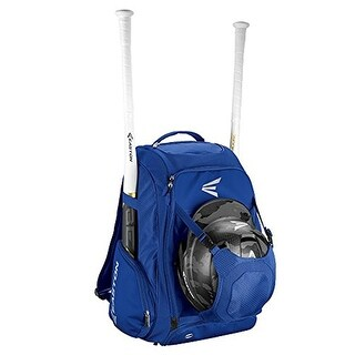 Easton Walk-Off IV Bat Backpack (Royal Blue)