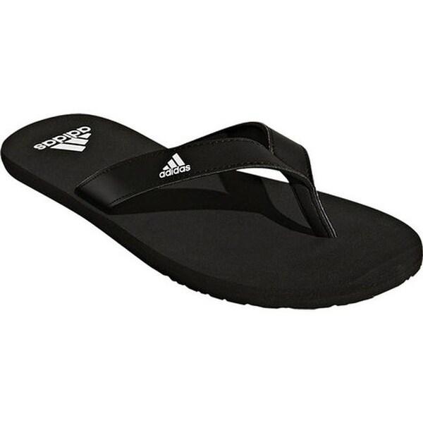 Compre Sandal adidas Eezay Essence Thong Sandal 19993 Black/ hombre Black/ White para hombre 6961cdf - grind.website