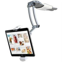 Cta Pad-kms Ipad- r & Tablet 2-in-1 Kitchen Mount Stand