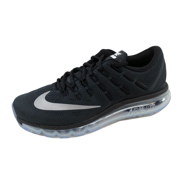 hot sale online 6ea59 9fce3 ... authentic nike menx27s air max 2016 black white dark grey 806771 4c634  c5a5e
