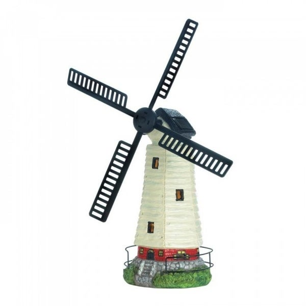 Solar Powered Windmill Lighthouse