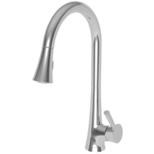 Newport Brass 2500 5123 Vespera Pull Down Spray Kitchen Faucet