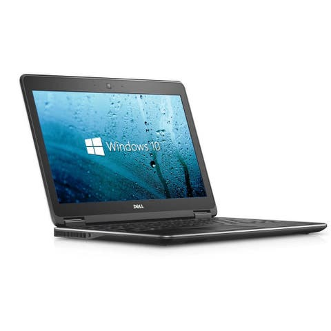 Dell E7250 i5-5300U 8GB 256GB SSD 12-inch Win 10 Pro (Refurbished)