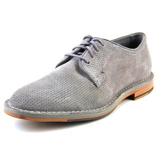 Cole Haan Grover Oxford Round Toe Suede Oxford