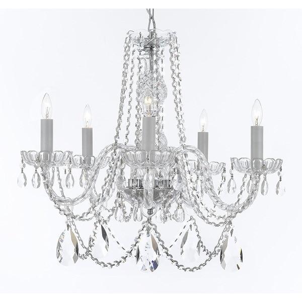 Swarovski venetian style crystal chandelier free shipping today swarovski venetian style crystal chandelier aloadofball Gallery