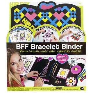 HIP DYI BFF Bracelet Binder - multi
