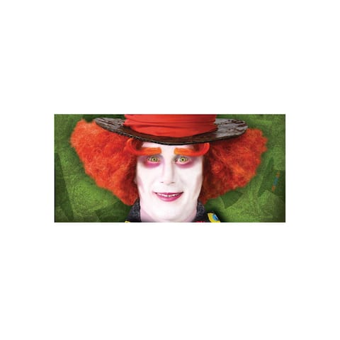 Adult Mad Hatter Eyebrows