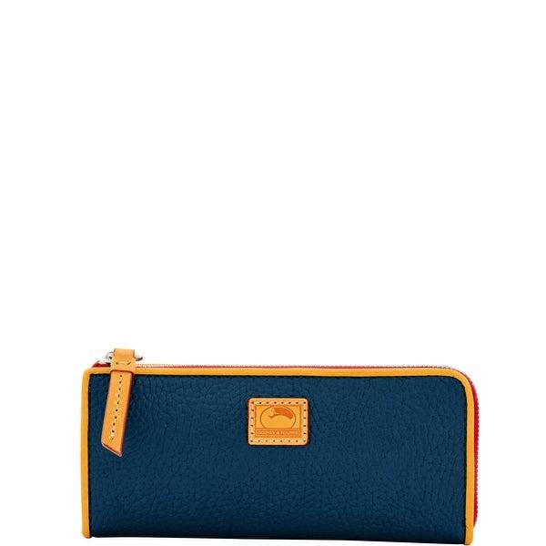 Dooney & Bourke Patterson Leather Zip Clutch (Introduced by Dooney & Bourke at $128 in Dec 2016)