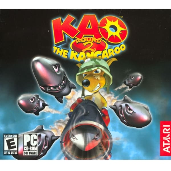 Kao the Kangaroo: Round 2 for Windows PC