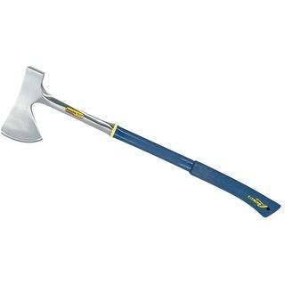 Estwing E45A Campers Axe With Steel Handle, 26""