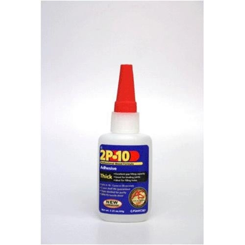 Fastcap 2P-10 SOLO THRICK 2OZ Instant Two Part Bonding Adhesive