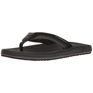 Cobian Mens Flip-Flops Signature Thong - 9 medium (d)