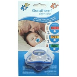Geratherm Pacifier Thermometer, Daisy 1 ea