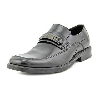 Kenneth Cole Reaction Serve Up Square Toe Leather Loafer