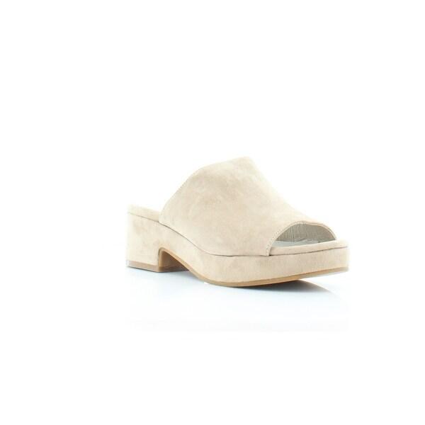 Kenneth Cole Layla Women's Sandals & Flip Flops Almond - 7.5