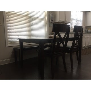 Simple Living Havana Carson Large Dining Table