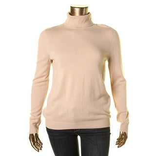 Private Label Womens Turtleneck Sweater Cashmere Knit