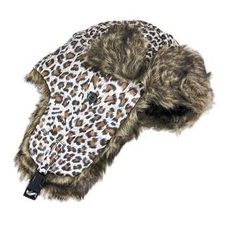 Dakota Dan Faux Fur Trooper Winter Hat