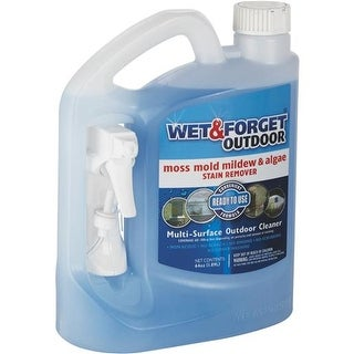Wet and Forget 64Oz Rtu Outdoor Cleaner 804064 Unit: EACH