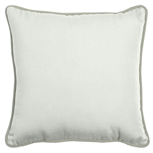 Arden Selections Oasis Indoor/Outdoor Throw Pillow w/ Accent. Opens flyout.