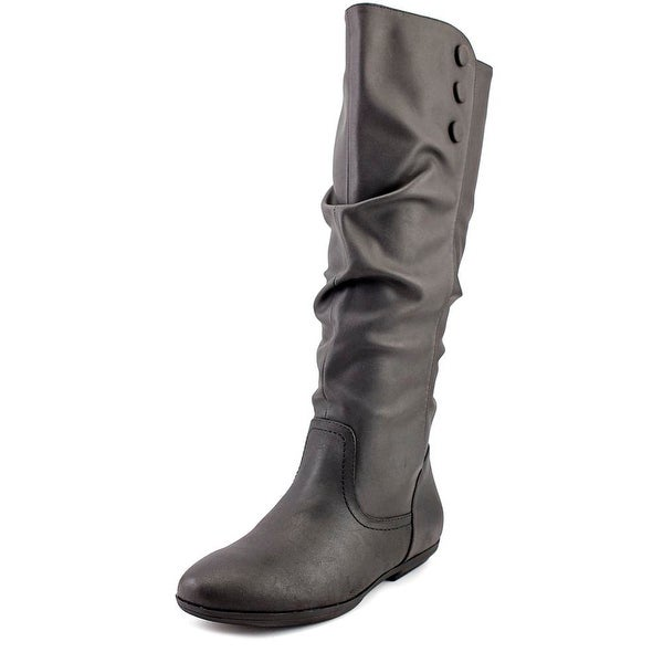 Seven Dials Doris Women Round Toe Synthetic Knee High Boot