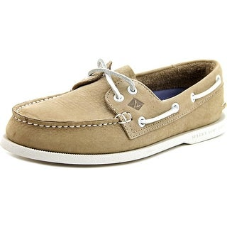 Sperry Top Sider A/O 2-Eye Washable Round Toe Leather Loafer