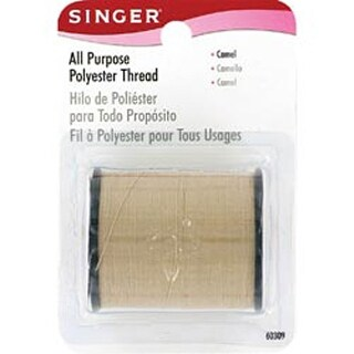 Camel - All-Purpose Polyester Thread 150Yd
