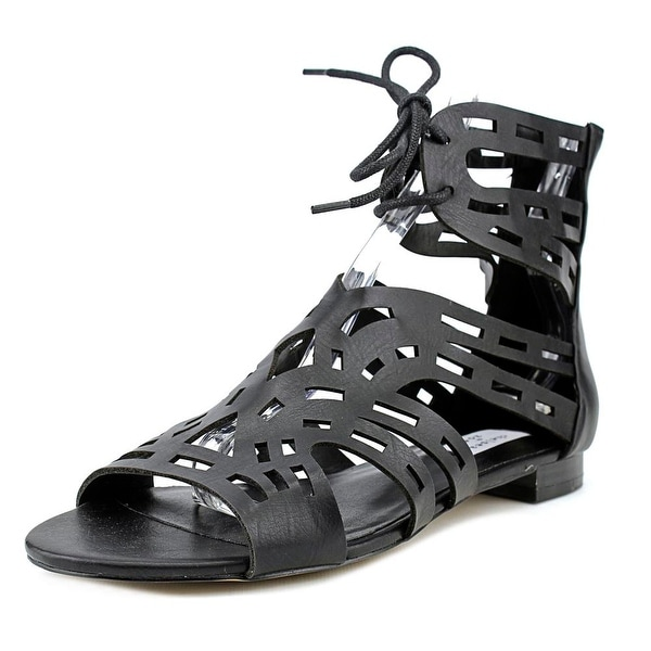 Chelsea & Zoe Cierra Women Open Toe Synthetic Gladiator Sandal