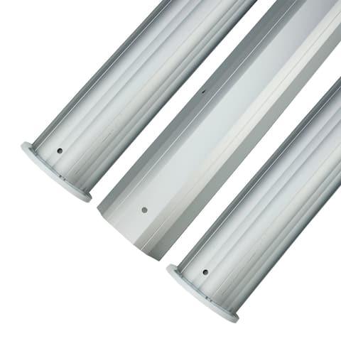 HydroTools Hexagonal Aluminum Solar Cover Reel Tube Kit