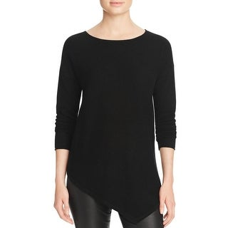 Private Label Womens Pullover Sweater Asymmetric Jewel