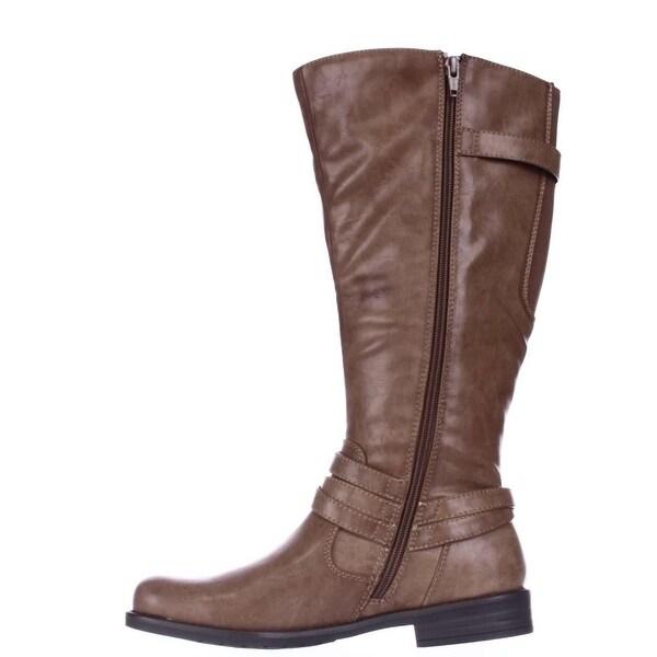 Bare Traps Womens Corrie 2 Closed Toe Mid-Calf Fashion Boots