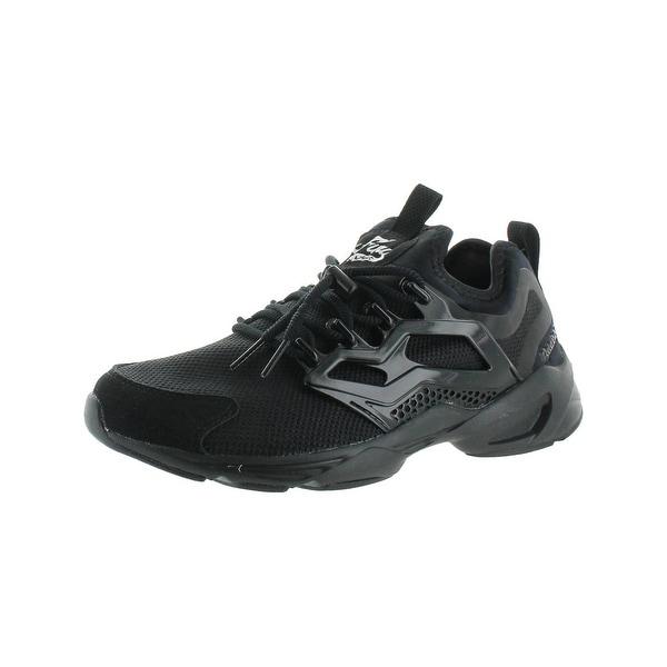 9a3cec1126d Shop Reebok Womens Fury Adapt Fashion Sneakers Hexalite Ortholite ...
