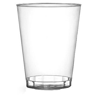 Tablemate Products 412 20 Count Clear Tumbler, 12 Oz.