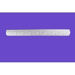 Cornice White Urethane Sample of 18861 19.5 Long