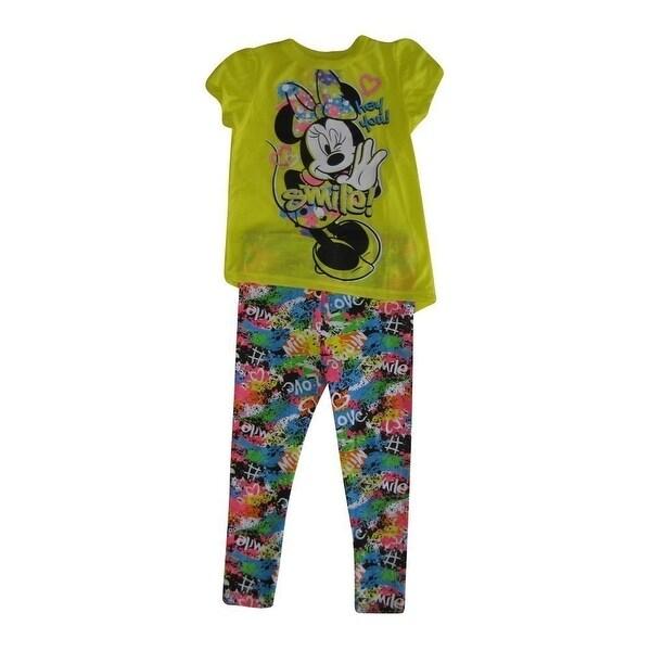 210c6f6edf8b Shop Disney Little Girls Yellow Minnie Mouse