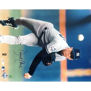 David Cone New York Yankees Autographed 16x20 Photo