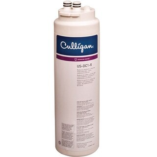 Culligan US-DC1-R Replacement Water Filter, 2,000 Gallon