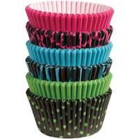 Neon Darks 150/Pkg - Standard Baking Cups