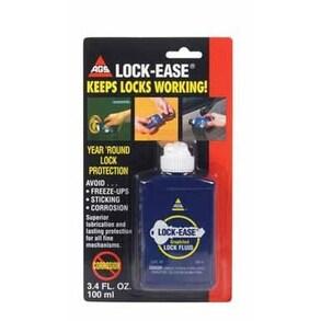 American Grease Stick LEK-4 Lock Ease Graphited Lock Fluid, 3.4 Oz