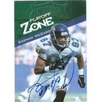 Keenan Mccardell Autographed Football Card Jacksonville Jaguars