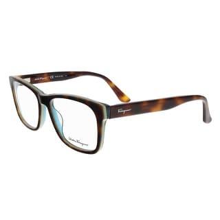 Salvatore Ferragamo SF2693 220 Tortoise Wayfarer Optical Frames