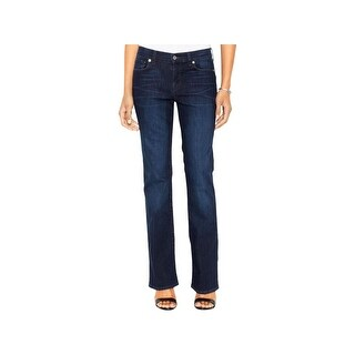 Lucky Brand Womens Brooke Bootcut Jeans Mid-Rise Echo Stretch