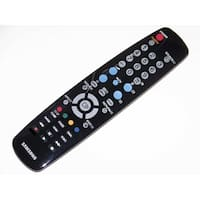 OEM Samsung Remote Control: LE32A456C2DXZF, LE32A465, LE32A550P1RXXC, LE32A552P3RXXU, LE32A650A1HXXU, LE37A437T2DXXH
