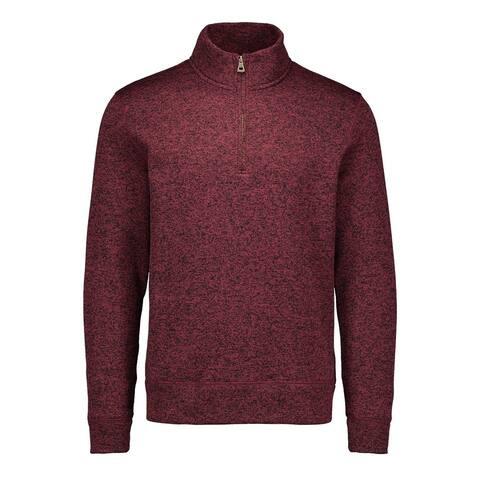 Weatherproof - Vintage Sweaterfleece Quarter-Zip Sweatshirt