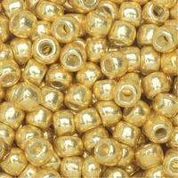Toho Round Seed Beads 6/0 PF557 'Galvanized Starlight' 8g